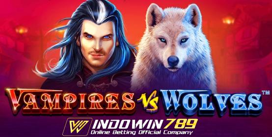 Ulasan Permainan Slot Online Vampires Vs Wolves