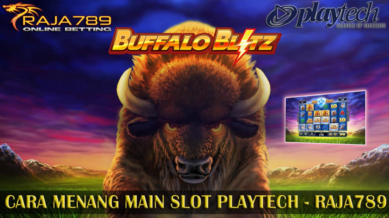 Cara Menang Main Slot Playtech Sampai Ratusan Juta