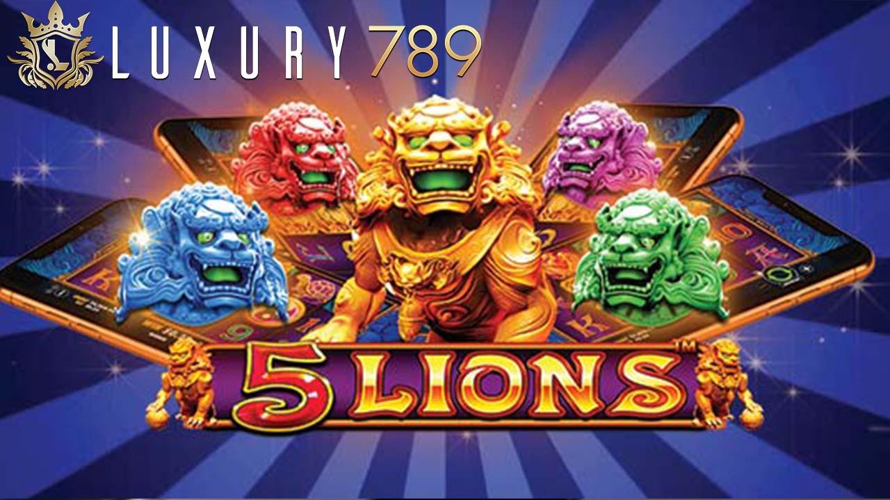 Menangkan Game 5 Lions Gold Hari Ini