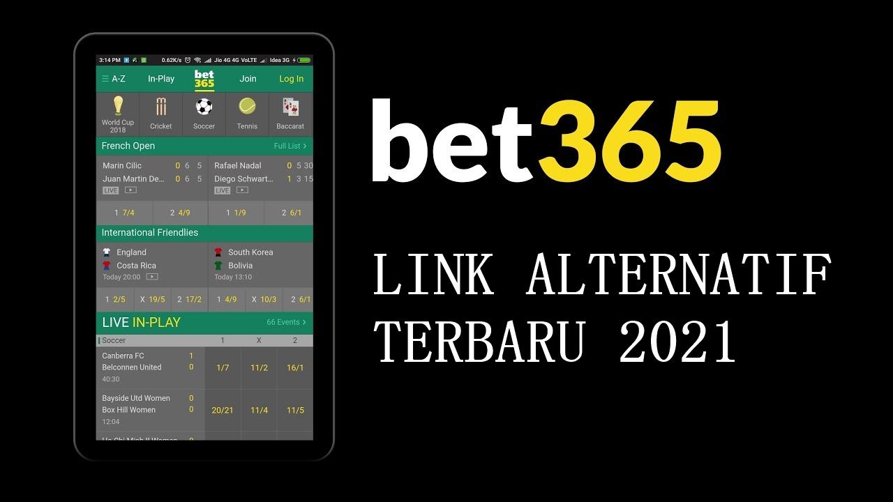 Bet365link Link Alternatif Bet365 Terbaru