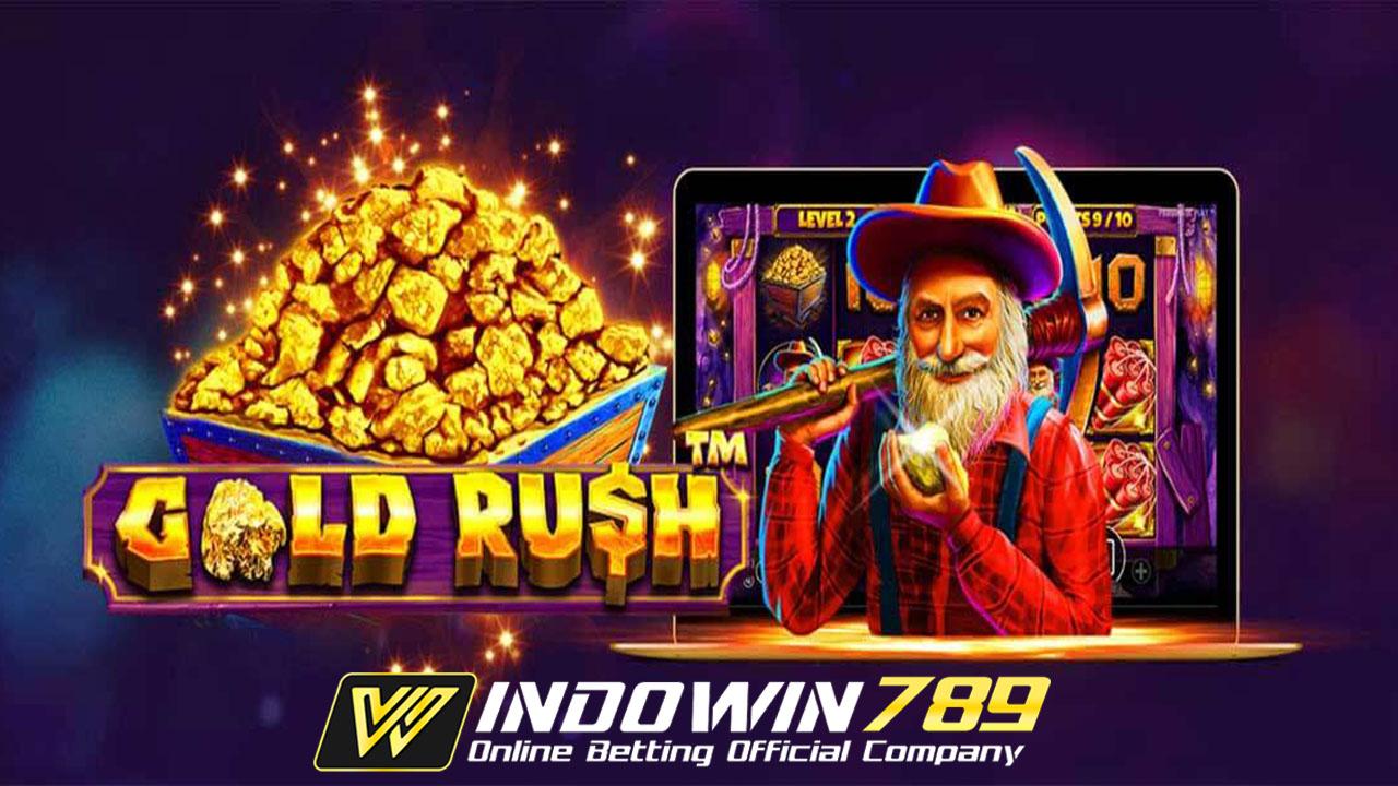 cara bermain slot gacor gold rush